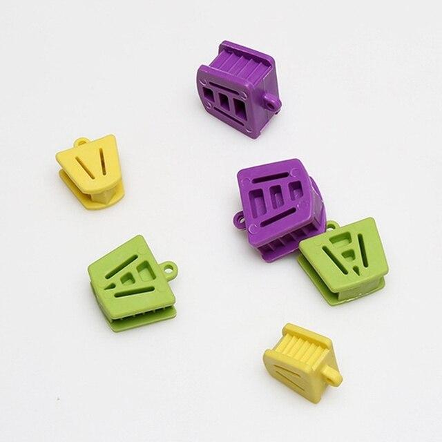 1 unid/set de silicona de boca Prop morder bloques de goma abridor Retractor apoyo Dental, higiene Oral HERRAMIENTA DE CUIDADO DE S M tamaño L