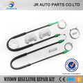Window Regulator Repair Kit Front Right Door for Jaguar S TYPE 1999 - 2009