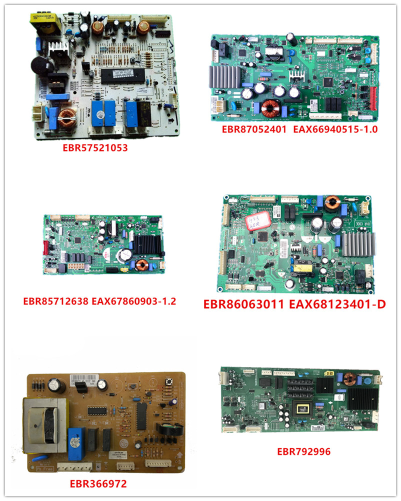 EBR57521053/EBR87052401 EAX66940515-1.0/EBR85712638 EAX67860903-1.2/EBR86063011 EAX68123401-D/EBR366972/EBR792996 Used Working
