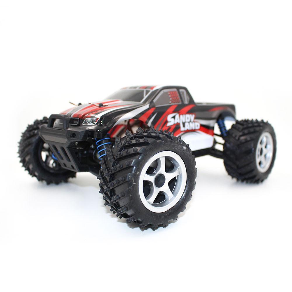Peradix 1:18 2.4 ghz radio off-road coche de control remoto rc coche modelo de v