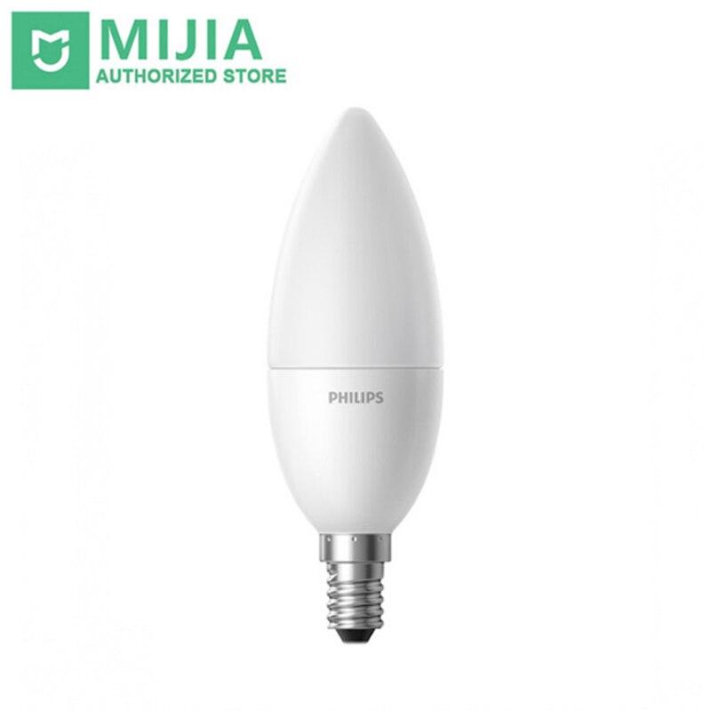 Original Xiaomi Mijia Smart E14 Led-lampe Weiß und Warmes Licht für Xiaomi Smart Home Kit Drahtlose Wifi Steuerung Von Mi Hause App