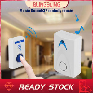 Music Doorbell Wireless Door B
