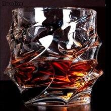 Квадратная Хрустальная стеклянная чашка для виски для домашнего бара, пивная вода и вечерние свадебные стеклянные чашки для отеля, подарок, посуда для напитков