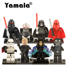 [Yamala] Star Wars Building Blocks Kids Toys Kallus Robot Count Dooku Darth Vader Darth Maul Compatible Legoingly Toys Starwars