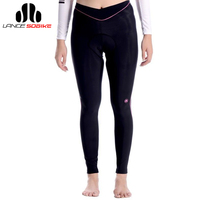 SOBIKE Cycling Pants Women Thermal Fleece Winter Windproof Breathable Bicycle Pants Tights Outdoor Sports Accessories
