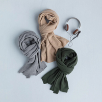 Pure Cashmere Scarf Women Winter Olive Army Green Scarves Solid Natural Fabric Scarfs Thick Soft Warm High Quality Free Shipping