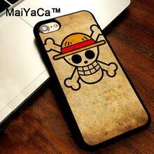 One Piece soft TPU iPhone Case