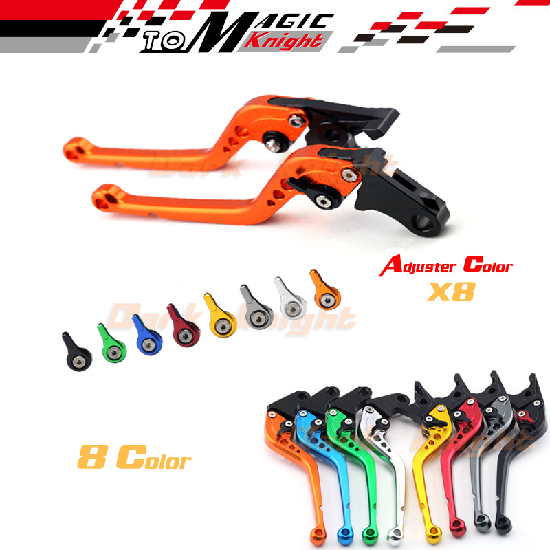 For KAWASAKI ZX6R NINJA650R ZZR600 ZX-9R Z750S Versys 650 Motorcycle CNC Billet Aluminum Long Brake Clutch Levers Orange  front shock absorber fork damper oil seal for kawasaki zx600 ninja zx6 90 01 zx 6rr zzr 600 zx636 zx6r kle650 versys motorcycle
