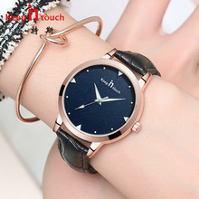 KEEP IN TOUCH Star Lady Women's Watches Luxury Rose Gold Dress Quartz Watch Women Bracelet Luminous Relogio Feminino reloj mujer