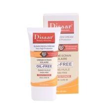 DISAAR SPF60 Women UV Radiation Sun Protective Sunscreen Cream Facial Skin Care Whitening Remove Sun Marks Cream