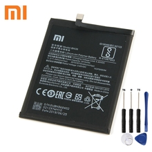 Xiao Mi Xiaomi Phone Battery BN36 For mi 6X 3010mAh Original Replacement + Tool