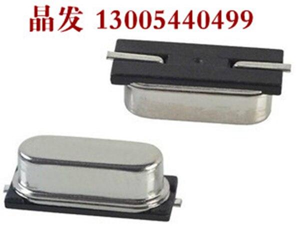 10pcs HC-49SMD Crystal Oscillator 30MHZ 30.000MHZ 30M Passive Crystal Resonator