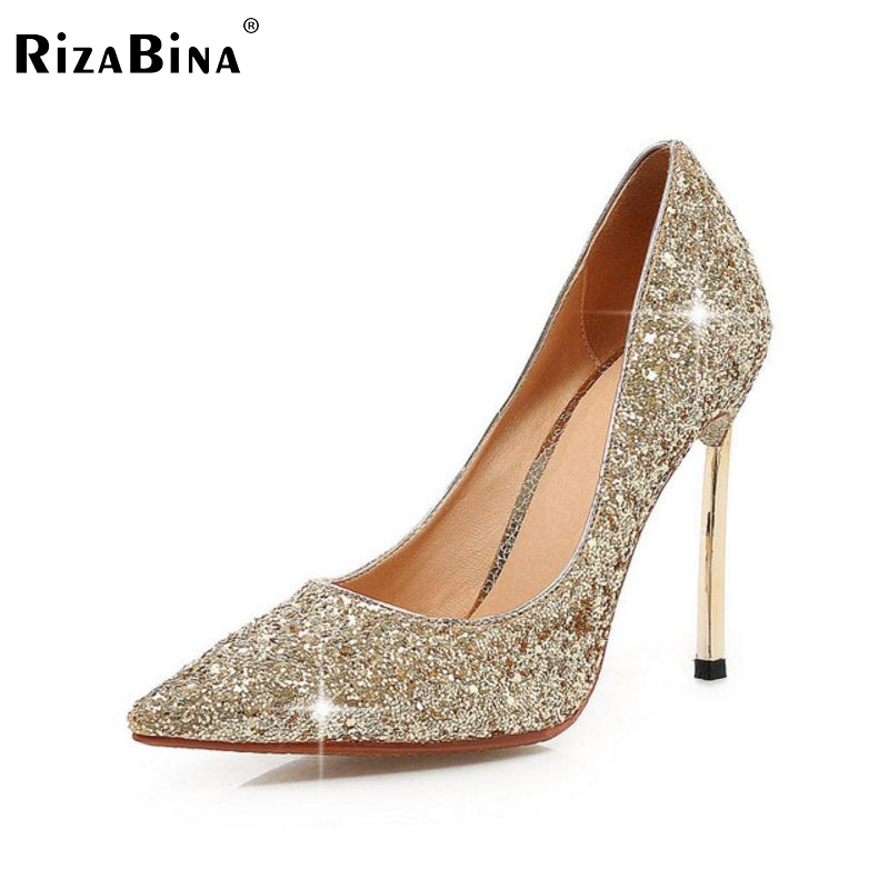 ФОТО women high heel shoes pointed toe sexy lady quality footwear brand spring fashion heeled pumps heels shoes size 34-39 P17088