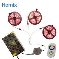 20M 15M 10Meter Set RGB LED Strips Light 5050 60Leds M Christmas Light Non Waterproof Tape