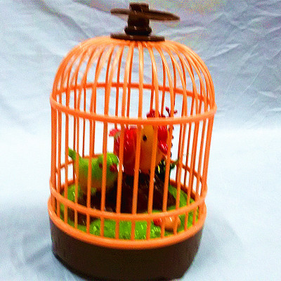 Permalink to Street stalls,  toys, simulation bird cages, moving voice control birds, popular toys wholesale