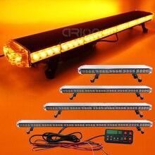 """25-3"""" 46"""" 5"""" 55"""" светодиодный автомобиль грузовик полиции светодиодный мерцающий светильник бар аварийный Предупреждение сигнал маяка лампа светильник балка желтого цвета: желтый, 12 V/24 V"""