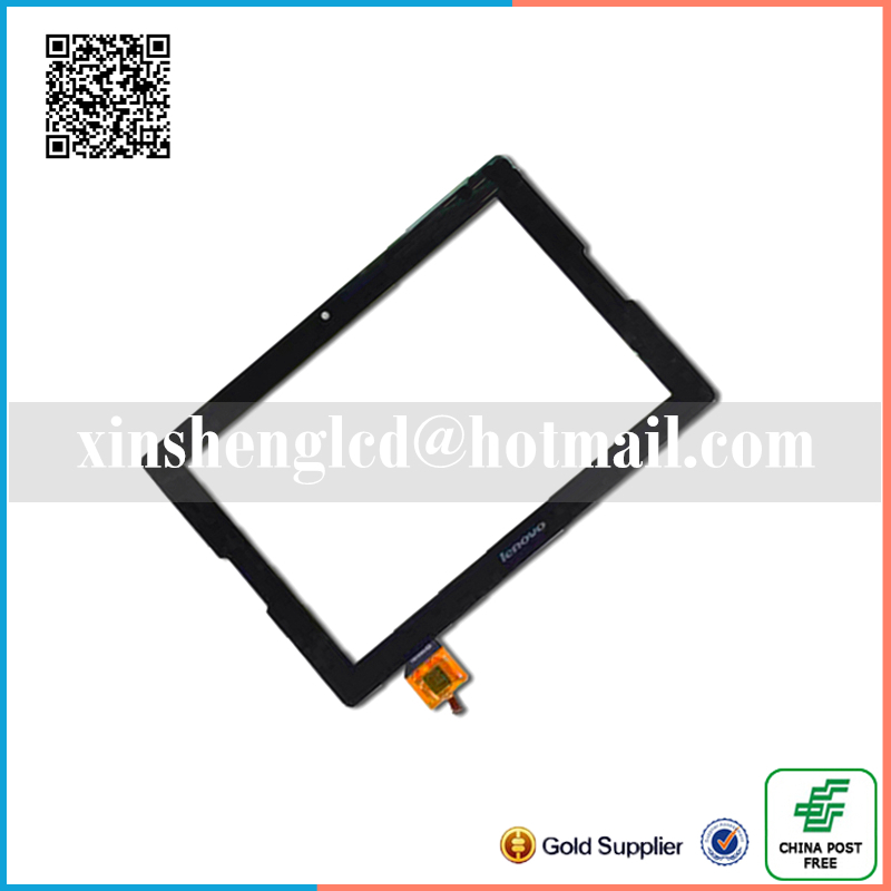 Original 10.1 For Lenovo A10-70 A7600 Tablet B0474 Touch Screen With Digitizer Panel Front Glass Lens