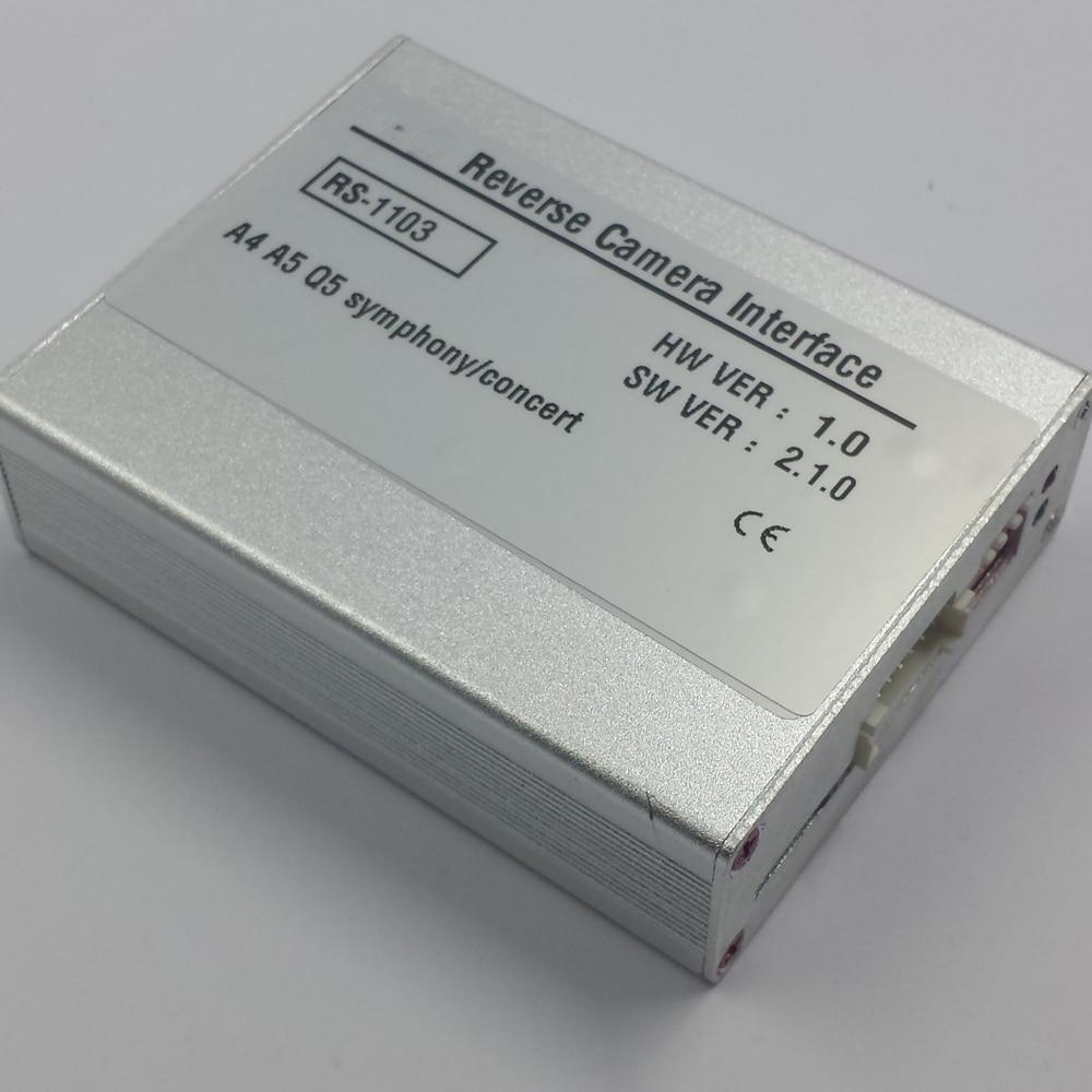 Plug & Play Voeg achteruitrijcamera en camera aan de voorzijde toe In - Auto-elektronica