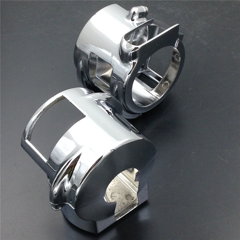 Aftermarket free shipping motorcycle parts Chrome Switch ...