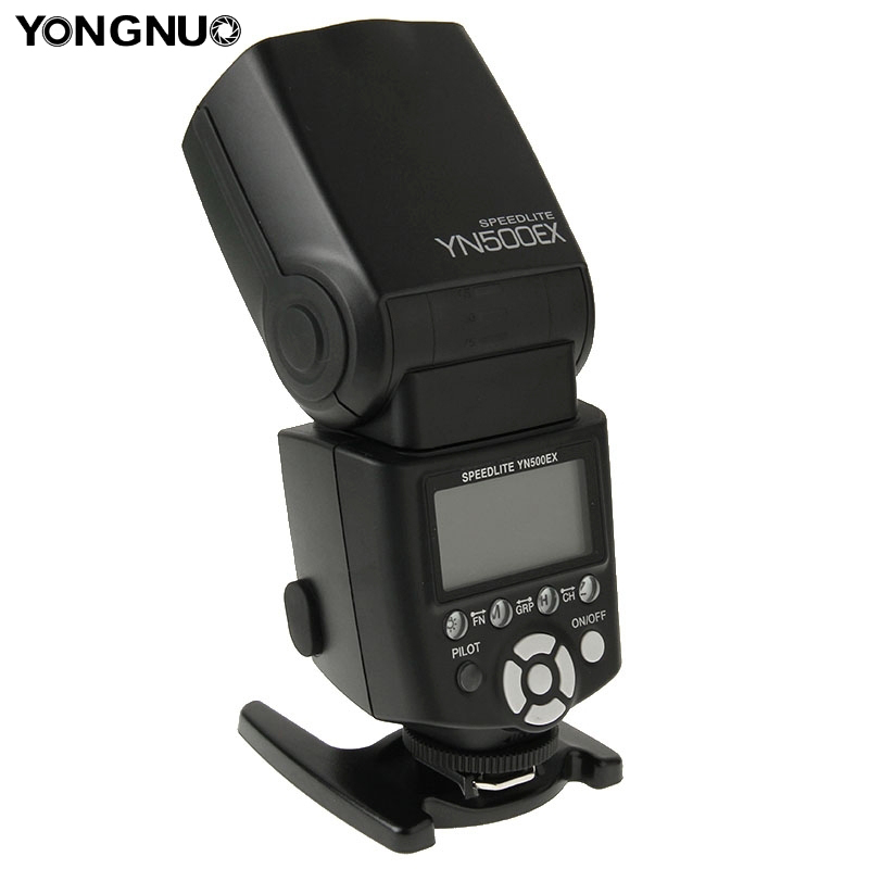 YONGNUO YN-500EX HSS TTL Flash Speedlite YN500EX for Canon D4 D3x D3s D3 D2x D700 D300s D300 D200 D7000 D90 D80 LED Flash Light new yongnuo yn565ex yn565 ex ittl flash speedlite for nikon d3x d3s d2x d700 d300s d300 d200 d60 d40x d40 d90 d80 d5100 d7100