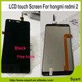 Nueva 4.7 pulgadas negro color hongmi m2 para xiaomi redmi 2 Pantalla LCD Display + Touch Reemplazo de la Pantalla LCD sin marco Libre herramientas