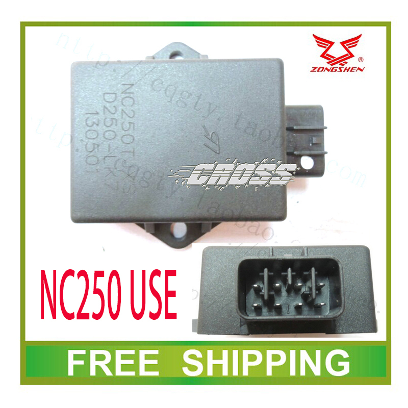 ZONGSHEN 250CC NC250 8PINS XMOTOS APOLLO BSE KAYO XZ250R T4 T6 OFF ROAD MOTORCYCLE cdi box