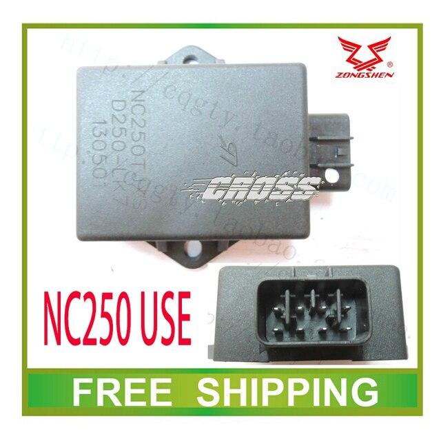 ZONGSHEN XMOTOS APOLLO KAYO EEB NC250 250CC 8 PATAS encajan XZ250R T4 T6 OFF ROAD MOTO cdi caja de accesorios gratis gratis