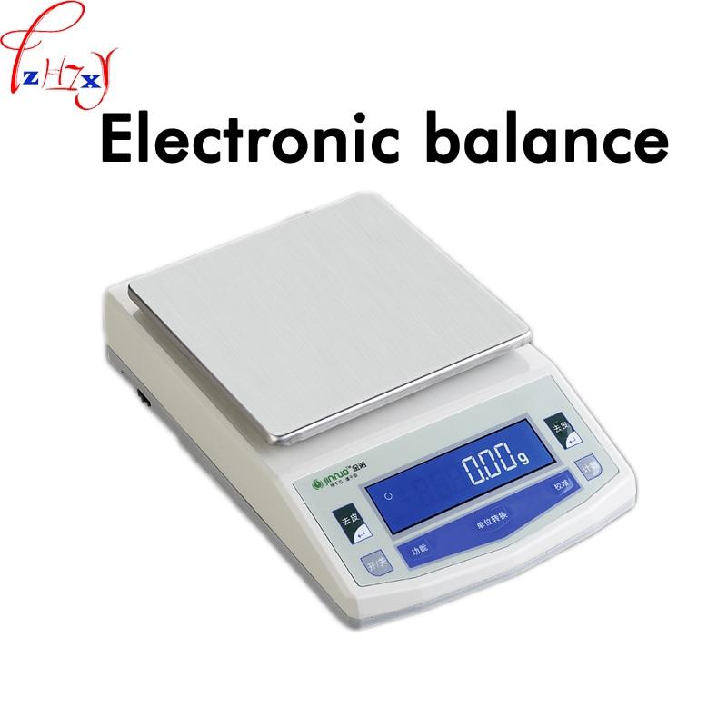 Balance électronique de haute précision TD50001D balance électronique intelligente de laboratoire de précision numérique 110/220 V 1 PC