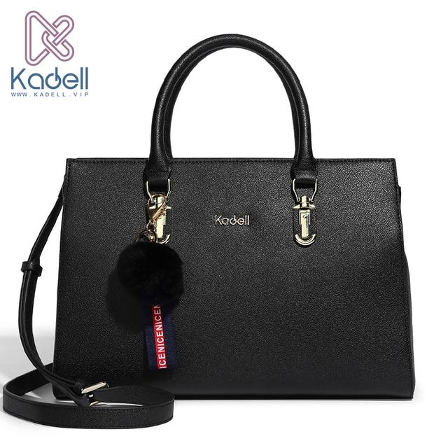 Kadell Новый плечо сумки для женщин из искусственной кожи Crossbody Tote кошельки роскошные дизайнерские женские