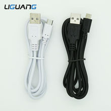 LIGUANG Micro USB Cable Fast Charge 5V2A 30cm 1m 2m 3m Mobile Phone Cables for Android Samsung Galaxy S7 S6 LG Huawei Xiaomi