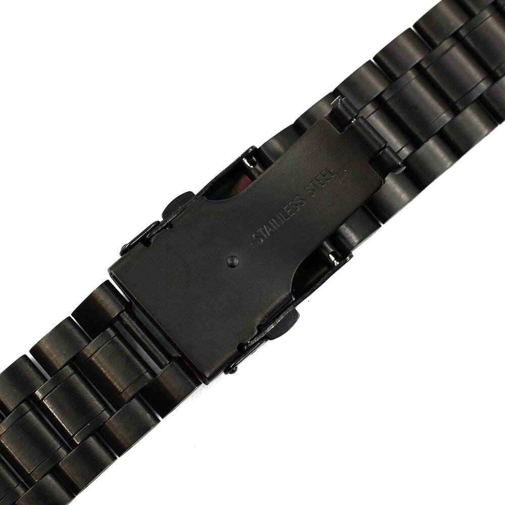 06ce8674d5bf Detalle Comentarios Preguntas sobre Acero inoxidable banda de reloj ...