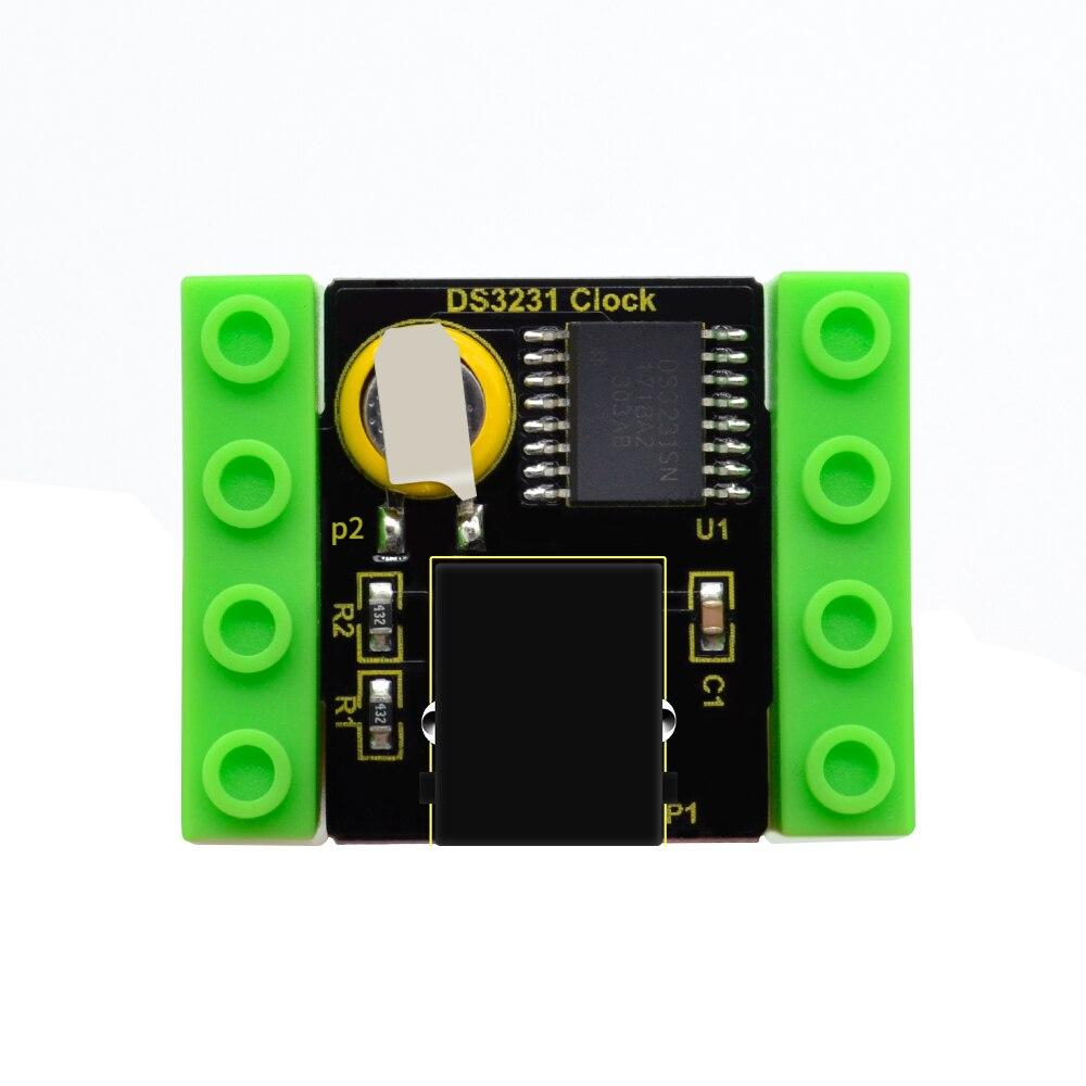 Kidsbits ブロックコーディング I2C 3231 Arduino の蒸気 EDU (黒と環境にやさしい) -    グループ上の パソコン & オフィス からの デモボード の中