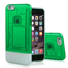 Shock Absorption Anti Scratch Skid TPU+PC Phone Case For iPhone 6 4.7 Proof