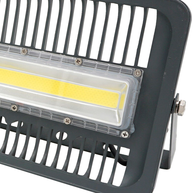 Image 4 - LED COB Flood Light 30W 50W 100W  IP65 AC 220V Smart IC COB Spotlight Outdoor Wall Lamp Cold White Warm White Ship from CN ES RU-in Floodlights from Lights & Lighting