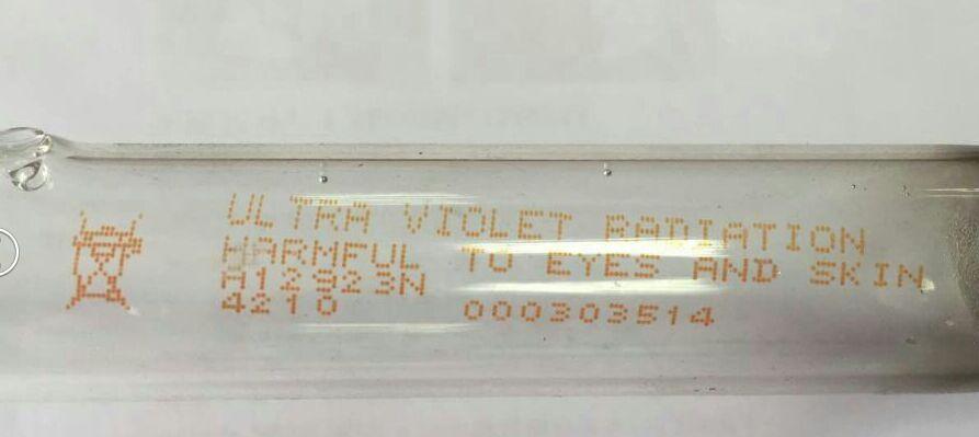 4pcs A12923N, Fujifilm Uvistar UVR5032  Uv Lamp