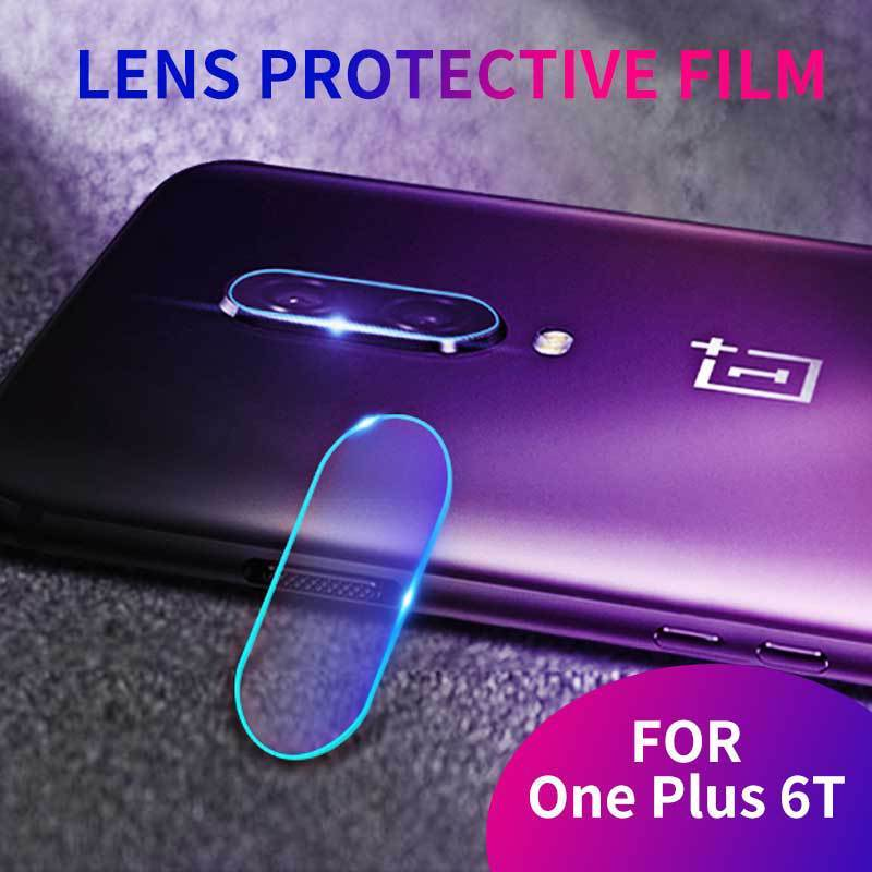Protective Glass on for One plus 7 one 7pro film back cover camera lens 5 5T 6 6T 3T