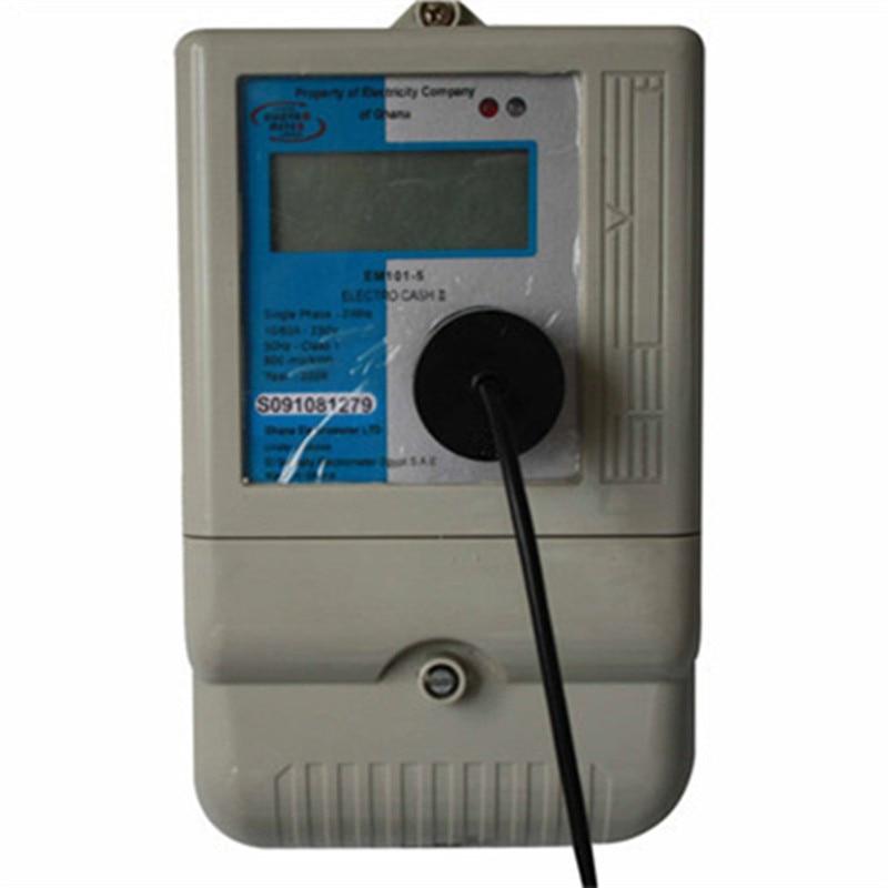 미터 통신을위한 IEC1107 표준 까만 색깔 USB 연결 관 - 보안 및 보호 - 사진 6