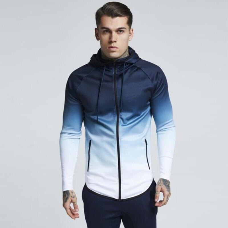 Top Base Coat Autumn Mens Running Jackets (3)