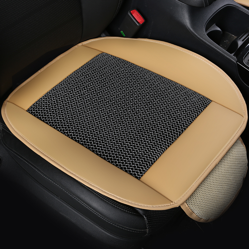 Fan Airiness Cushion Car Seat Cover Pad For Hyundai i30 ix35 ix25 Elantra Santa Fe Sonata Tucson 2016 Solaris Veloster Accent bigbigroad for hyundai tucson santa fe sonata 9 i30 veloster ix25 car wifi dvr dual cameras car black box video recorder dashcam