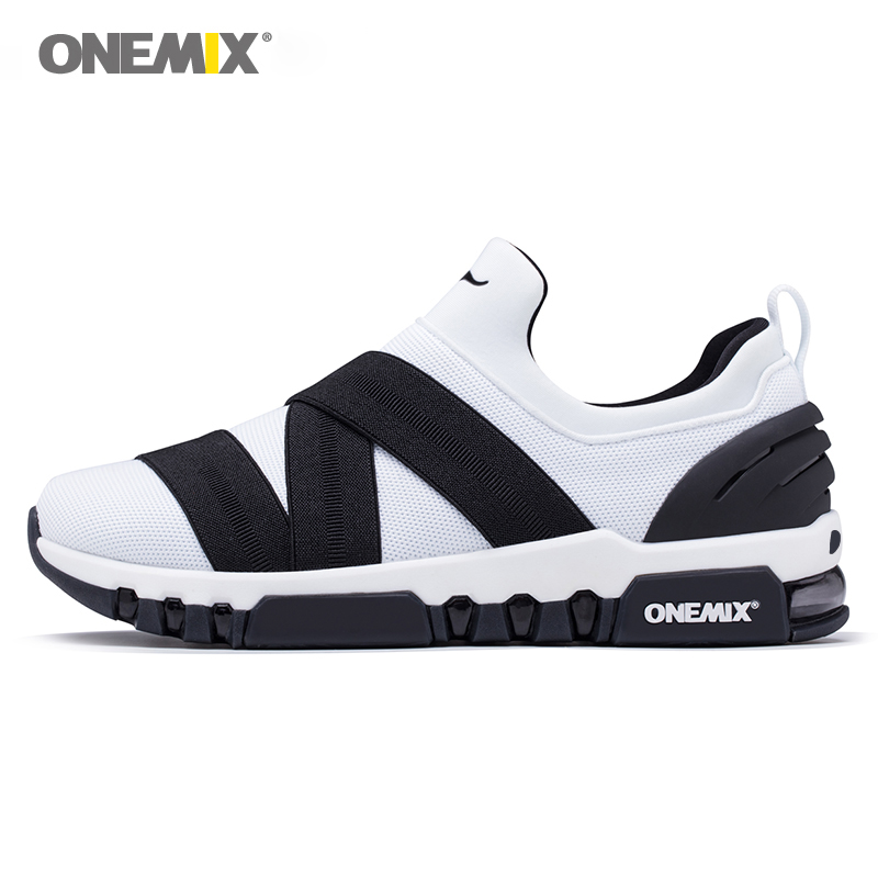 Onemix sport shoes women running sneakers light fitness trainer for woman outdoor trekking knitted vamp breathable gold white onemix brand running shoes women breathable women sport shoes female training shoes sneakers free shipping eur36 40