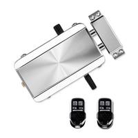 Remote control Smart Door Lock Invisible Anti-theft Lock Keyless Bluotooth Operation Smart Lock