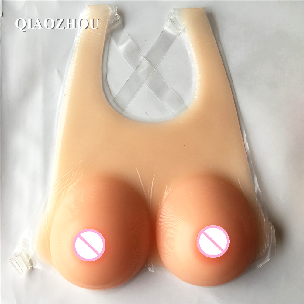 1200g DD cup realistic breast silicone fake breast forms for men wholesale and drop shipping free shipping shemale hot sexy fake breast silicon breast for men realistic silicone breast forms