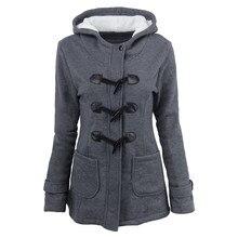 Winter jacket women 2018 new arrivals fashion outwear Hoodie