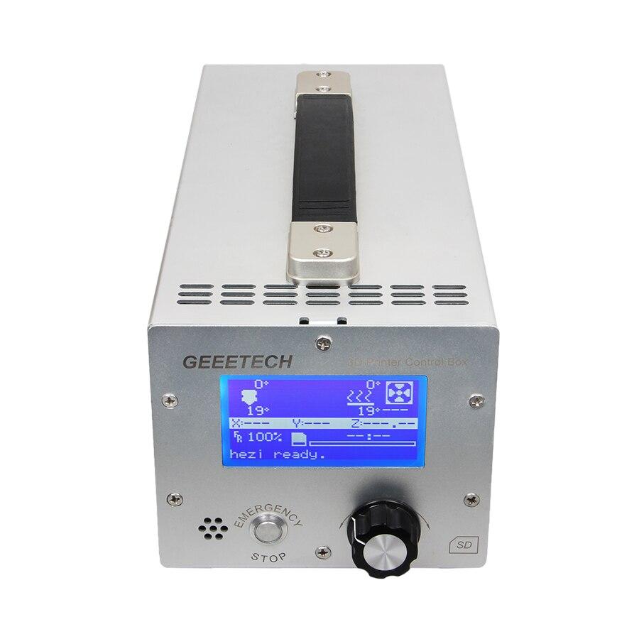 Newest 3-in-1 3D Printer Control Box Fit for Reprap Prusa I3/ Rostock Diy CNC Machine 2017 newest tevo tarantula prusa i3 3d printer diy kit