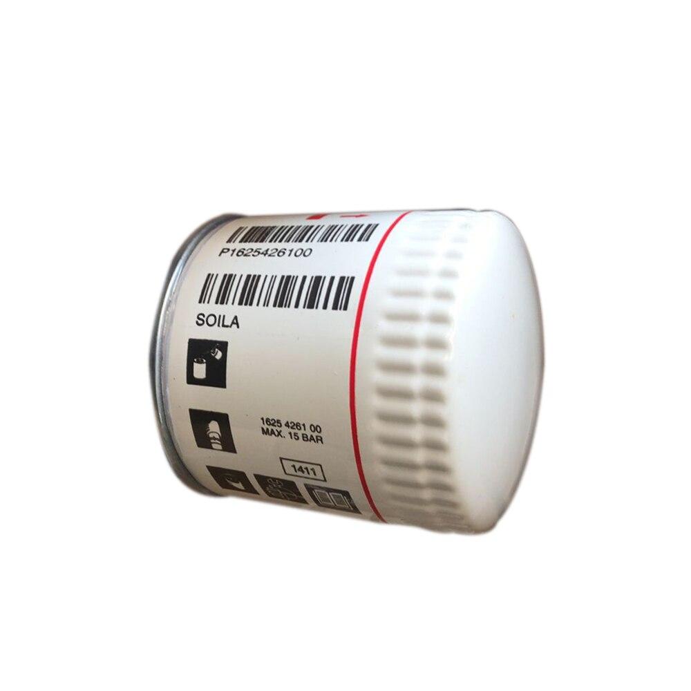 Cartouche de filtre à huile de remplacement 1625426100 pour pièces de compresseur d'air Atlas Copco 2901200610 - 2
