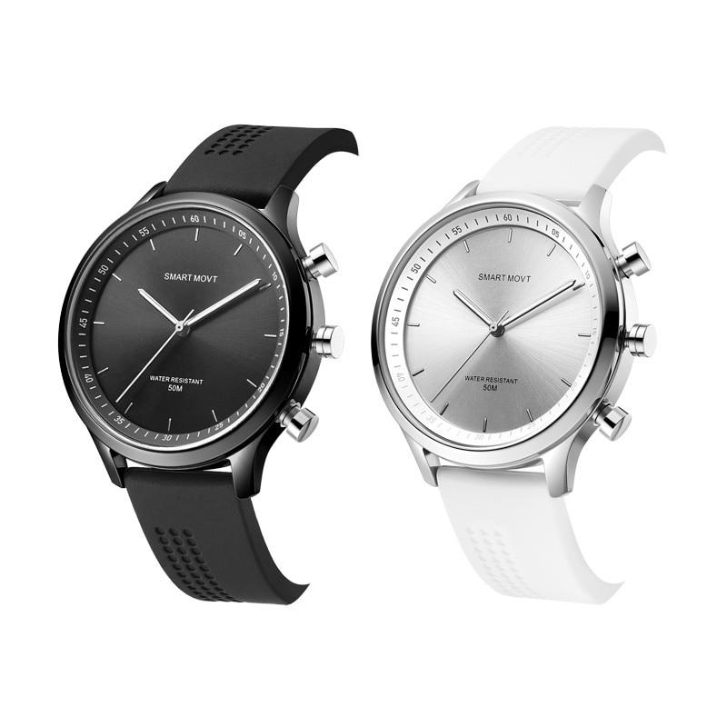 Brand Couple Smart Watch Sport Quartz Watch 5ATM Waterproof Bluetooth Smartwatch Valentine Birthday Gift With SOS Android IOS