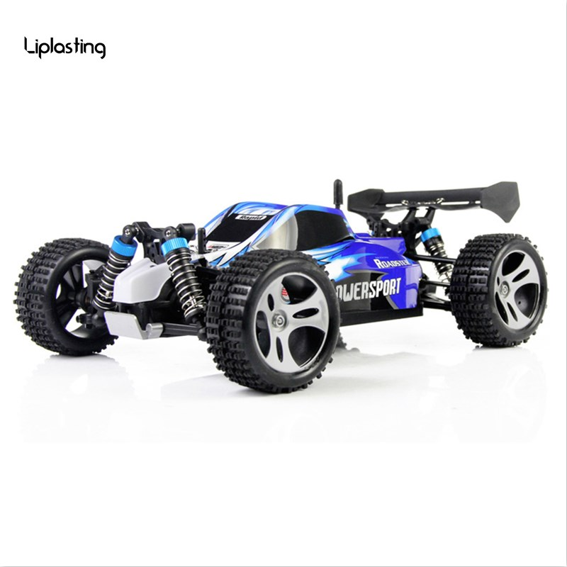A959 RC Car 2.4G Radio Remote Control Model Scale 1:18 Rally Shockproof Rubber wheels Buggy Highspeed Off-Road