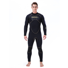 5MM Neoprene Men Full Body Winter Wetsuit Diving Suit Fleece Lining One-piece Swimwear For Snorkeling Surfing Triathlon nsa professional triathlon ironman training cycling one piece suit for men and women wetsuit riding wear bicycle suit swimwear