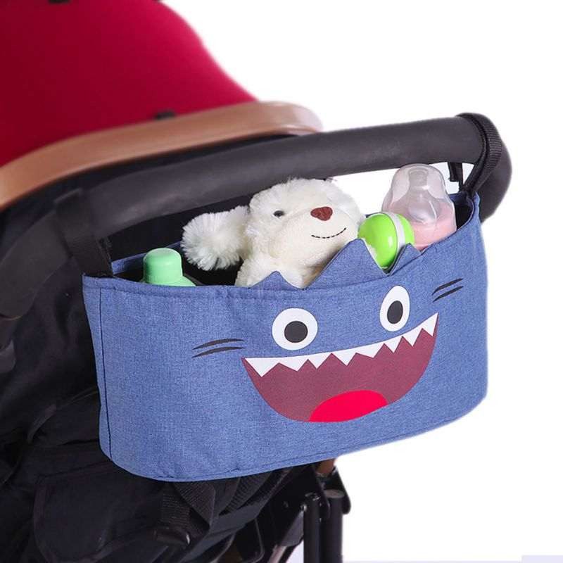 Baby Stroller Organizer Bag Mummy Diaper Bag Hook Baby Carriage Waterproof Large Capacity Stroller Accessories Travel NappyBaby Stroller Organizer Bag Mummy Diaper Bag Hook Baby Carriage Waterproof Large Capacity Stroller Accessories Travel Nappy