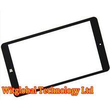 "Nueva pantalla táctil para 8 ""prestigio multipad pmp881td3g tablet touch panel digitalizador del sensor de cristal de reemplazo envío gratis"